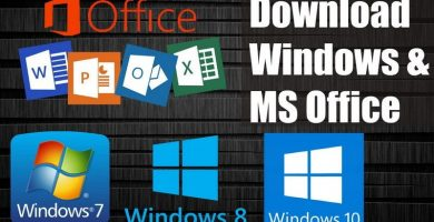 descargar Windows y Office original