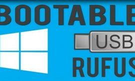 Rufus USB Booteable para Instalar Windows, Office y Otros Sistemas
