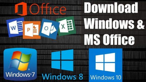 descargar Windows y Office original