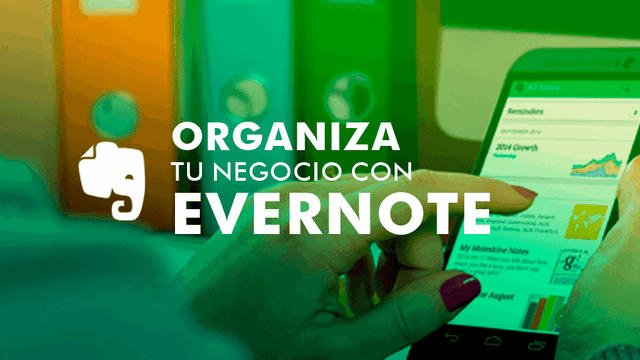 Evernote para Windows y Android